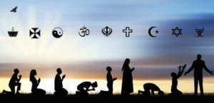 The Meaning of Coexist Bumper Stickers   Religions of 21st century