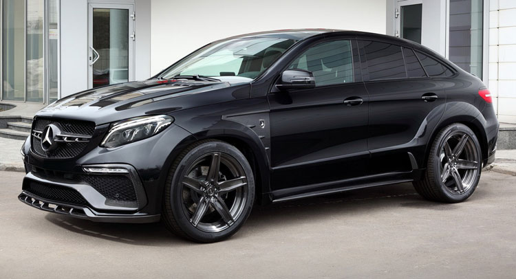 2016 mercedes benz gle coupe topcar inferno 0. Black Bedroom Furniture Sets. Home Design Ideas