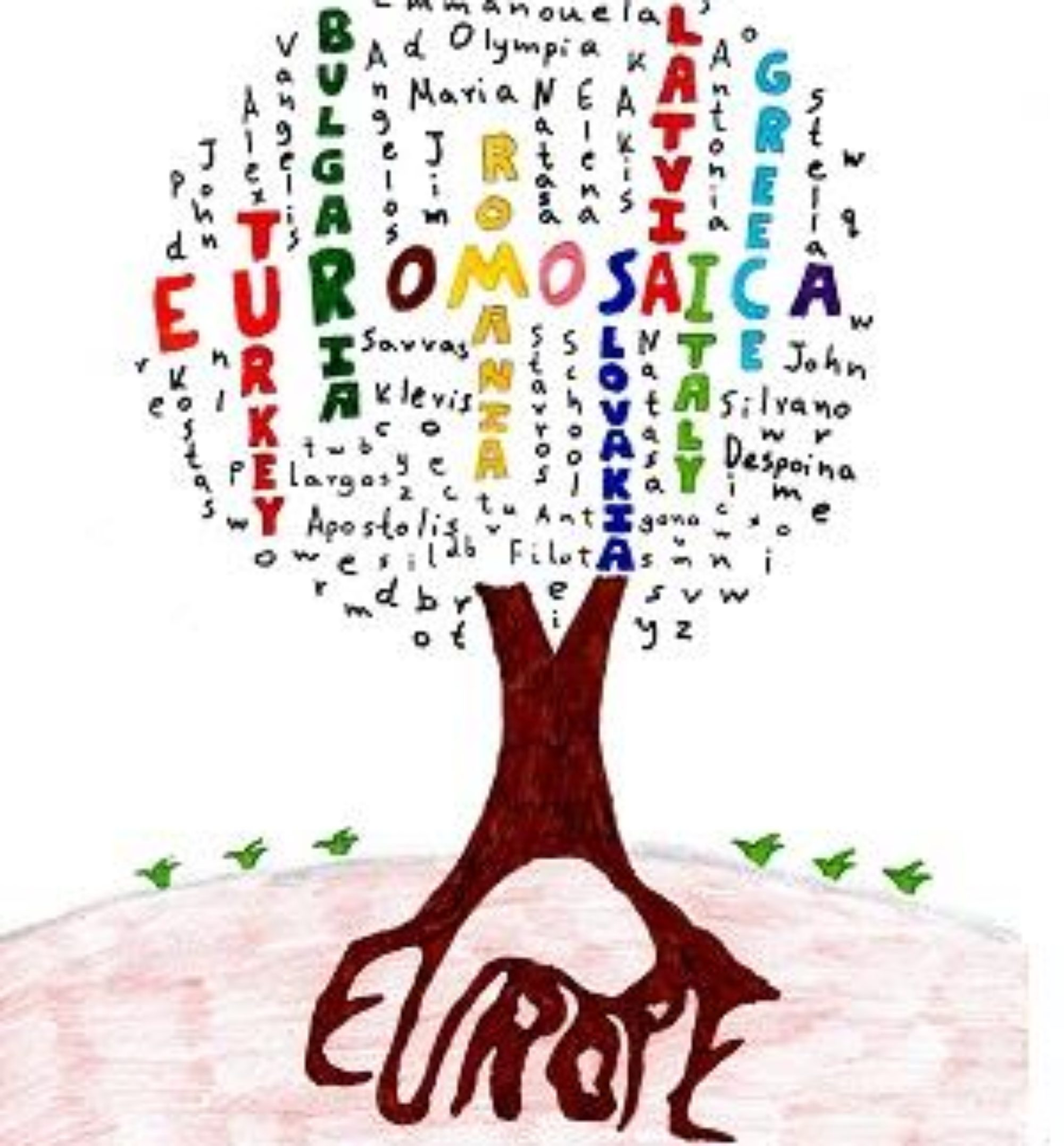 EUROMOSAICA