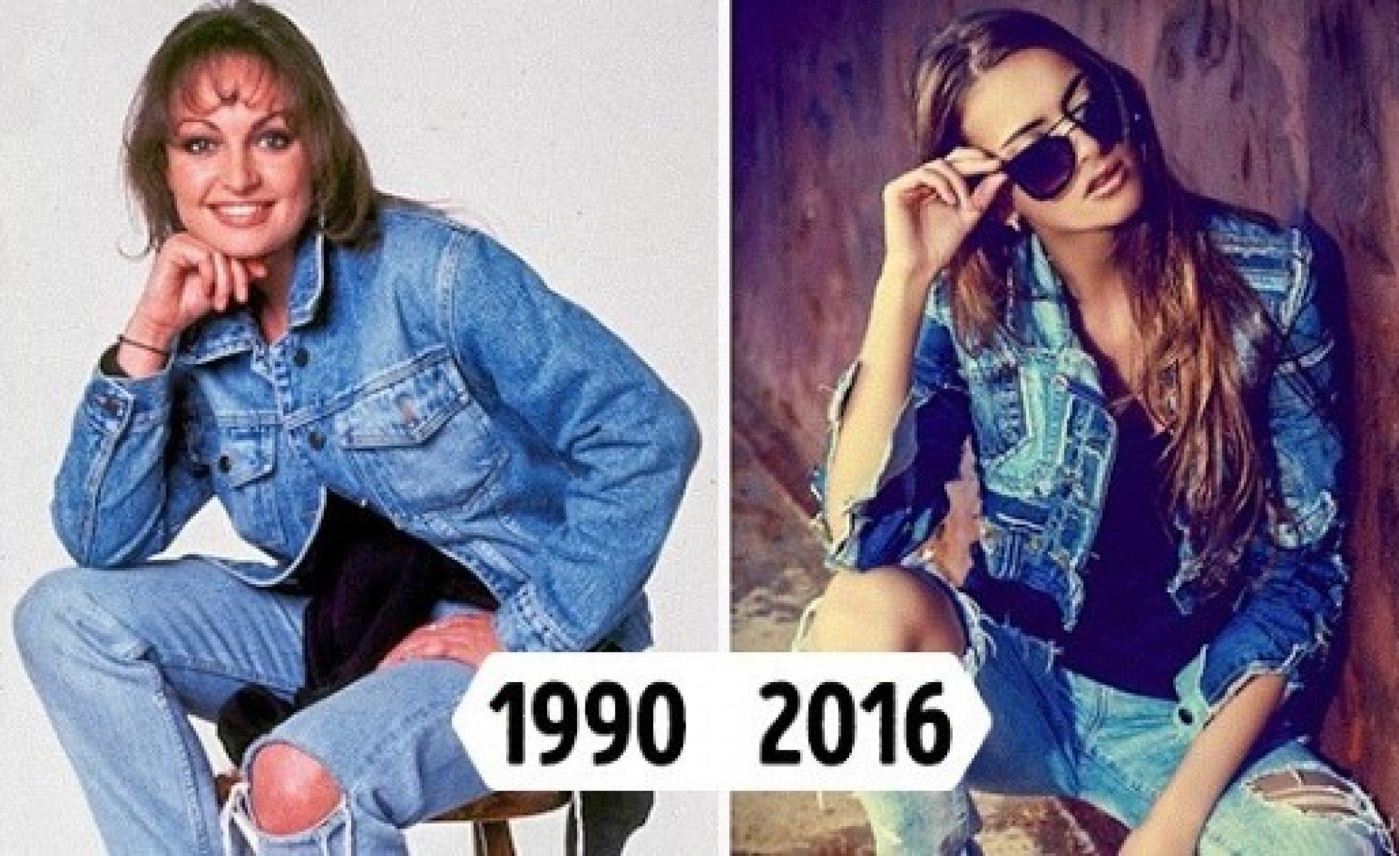 Модата през 90 - те