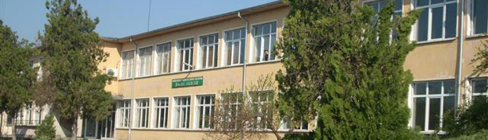 "Професионална гимназия                      ""Васил Левски"""