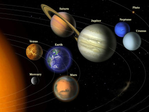 map our solar system without pluto - photo #12